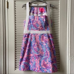 NWOT Lilly Pulitzer Shift Dress Size 4